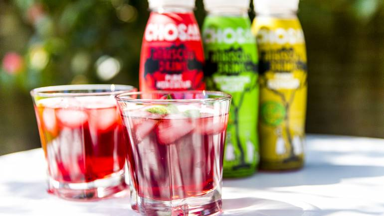 Sip a healthy Summer thirst quencher