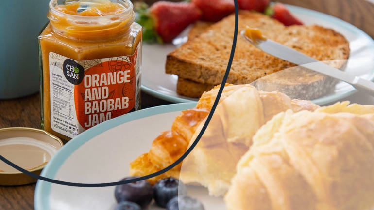 Our Chosan Baobab Jams and Spreads are now available near you